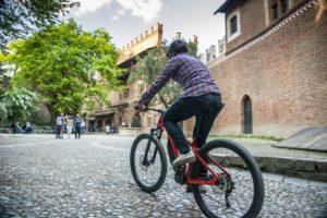 Europese verkopen e-bikes schieten omhoog