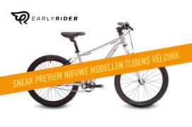 Early Rider vernieuwt modellen voor 2020