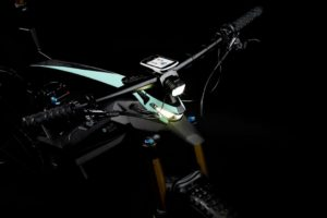 Bianchi e-MTB concept met Spanninga-verlichting