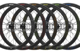 FFWD-carbon wielen nu in elke kleur en design