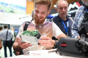 VIDEO | Eurobike; vooral onderdelen en accessoires