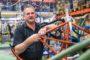 Jan Rijkeboer van Azor: 'Fietsen maken die 100 jaar meegaan'