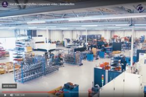 VIDEO | Een kijkje in de nieuwe fabriek van Van Raam