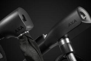 AXA's nieuwe collectie kabel- en kettingsloten nóg strakker