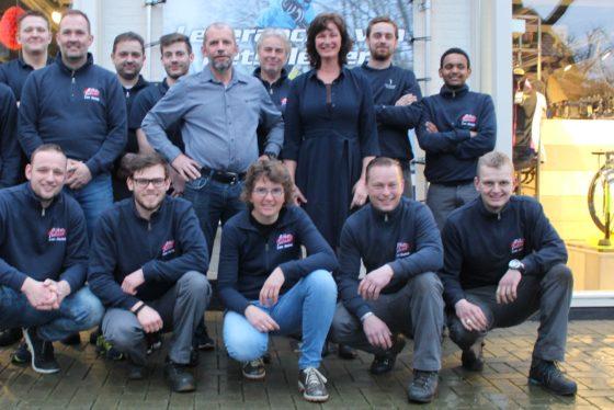 Bike Totaal Van Hulst: Medewerkers bepalen klanttevredenheid