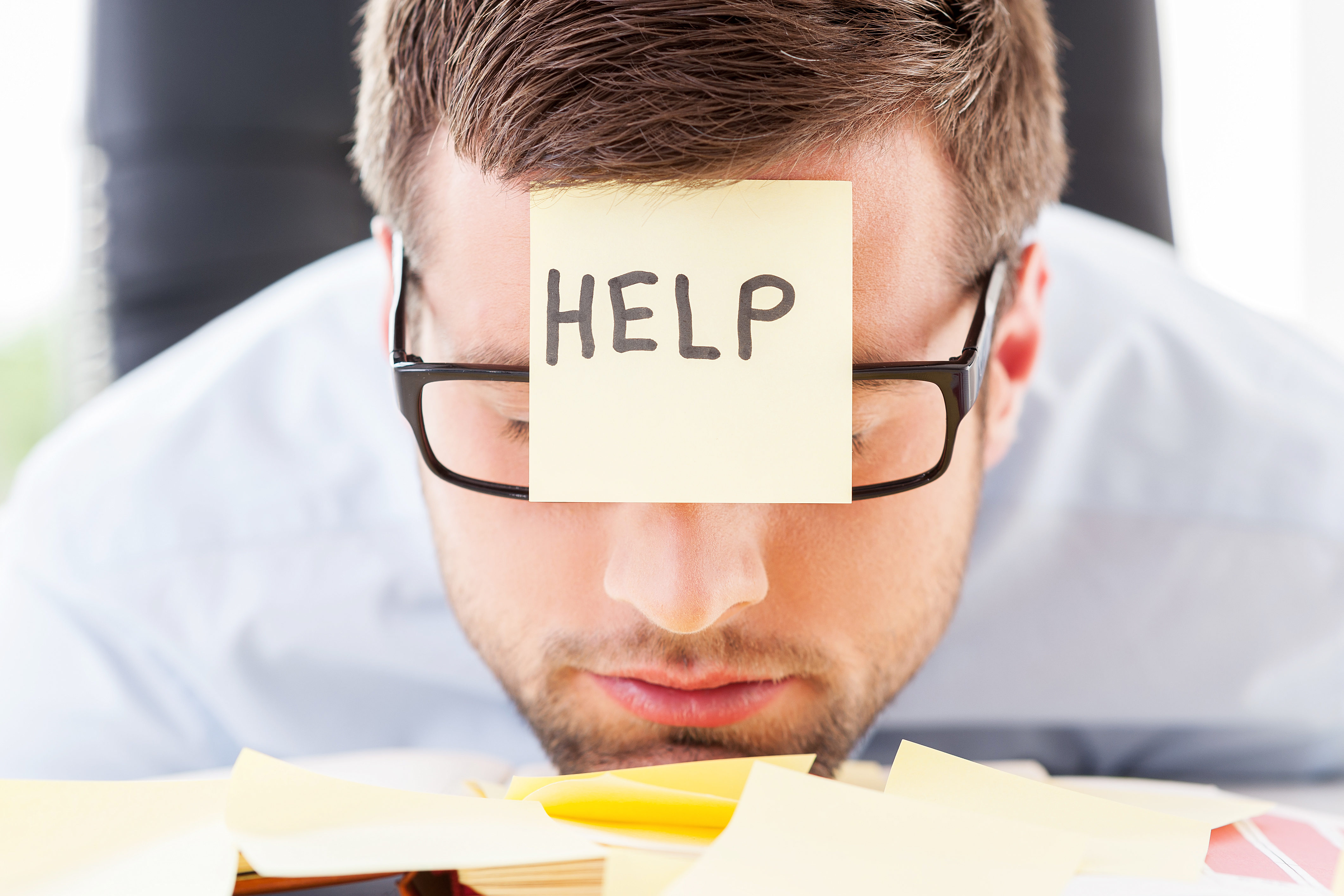 Gratis Webinar 'HELP! MIJN MEDEWERKER IS ZIEK'