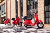 E-scooters voor sharing