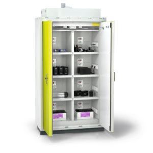Dupa Battery XL: automatisch sluitende deuren