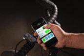 Smart Connect; app-gestuurde draadloze LED van Lezyne