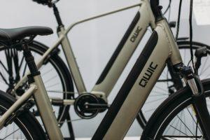 Nieuwe Qwic Premium i; accu in het frame en 21.700 cellen