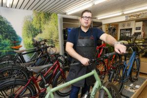Jan Arts van Ride Bike:'Eén merk maakt mij gelukkig'