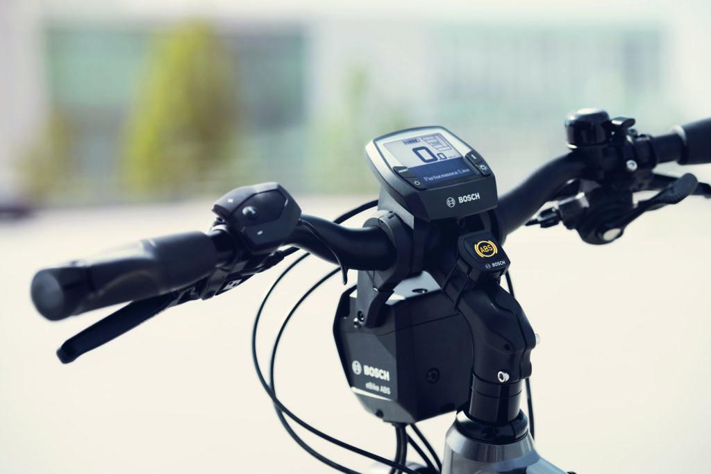 Bosch e-bike ABS wint DEKRA Award
