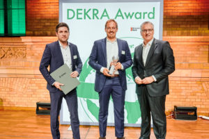 Bosch e-bike ABS wint DEKRA Award