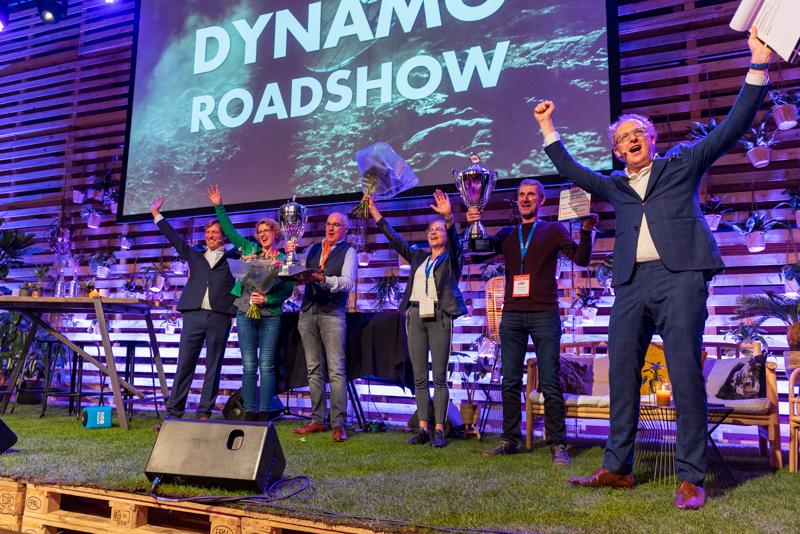 1.000 bezoekers voor 5e Dynamo Retail Event