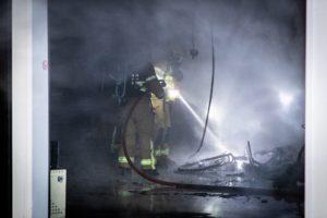 Verzekeraars: tweewielerbedrijf onderschat risico accubrand